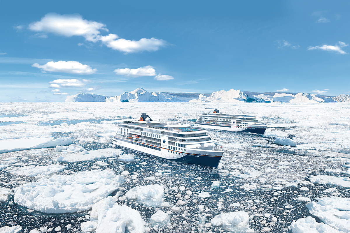 Hapag Lloyd Expedition