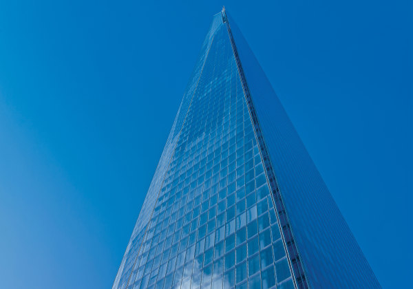 Shangri-La Hotel at the Shard -  360° Blick