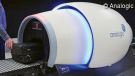 Analogic CT Scanner | © Analogic